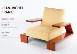 Order Jean-Michel Frank Furniture